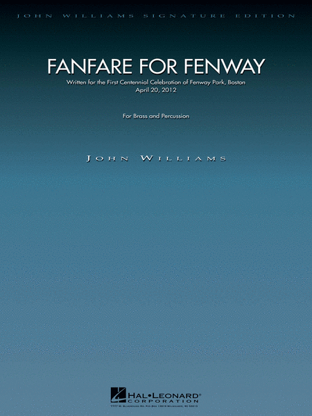 Fanfare for Fenway