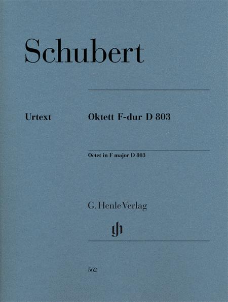 Octet in F Major D 803