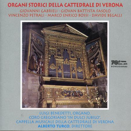Organi Storici Della Cattedral