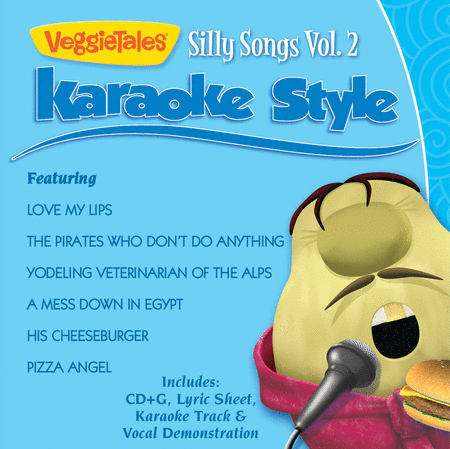Volume 2: Veggie Tales Silly Songs