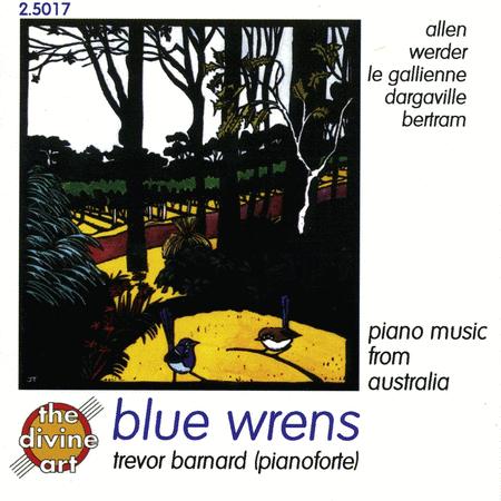 Blue Wrens: Contemporary Piano
