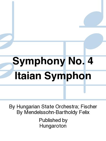 Symphony No. 4 Itaian Symphon