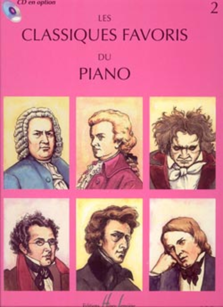 Les classiques favoris - Volume 2