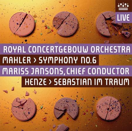 Mahler 6; Henze Sebastian Im T