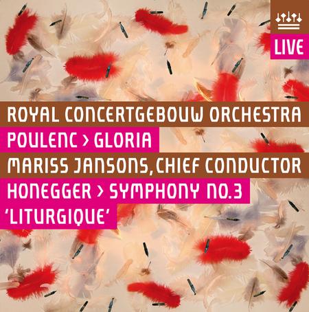 Poulenc Gloria; Honegger Sym 3