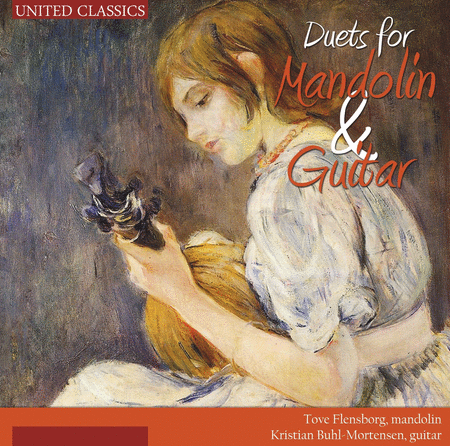 Duets for Mandolin & Guitar