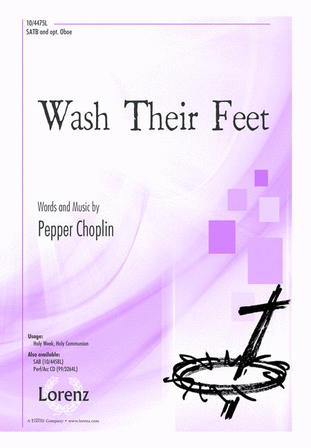 Wash Their Feet