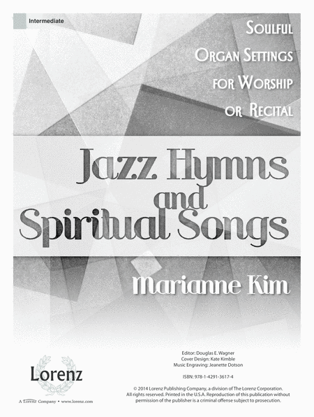 Jazz Hymns and Spiritual Songs