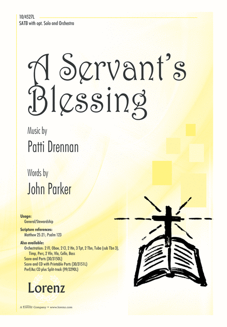 A Servant's Blessing