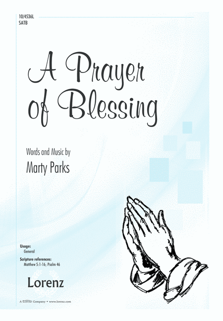 A Prayer of Blessing