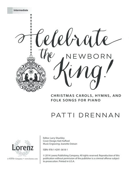 Celebrate the Newborn King!