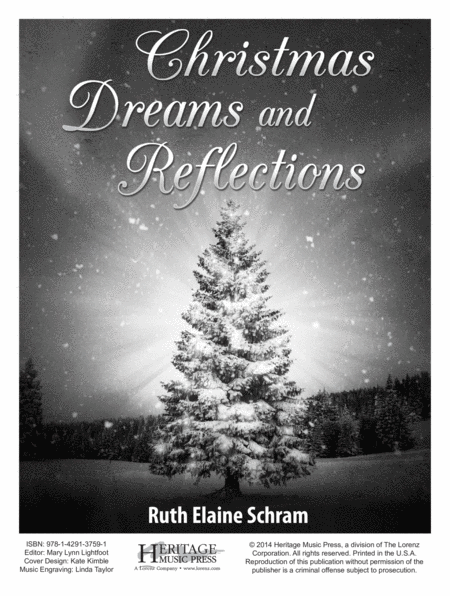 Christmas Dreams and Reflections - Medium-high Voice