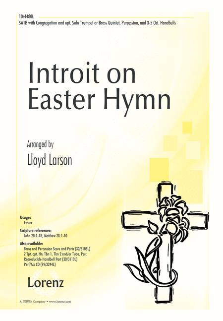 Introit on Easter Hymn