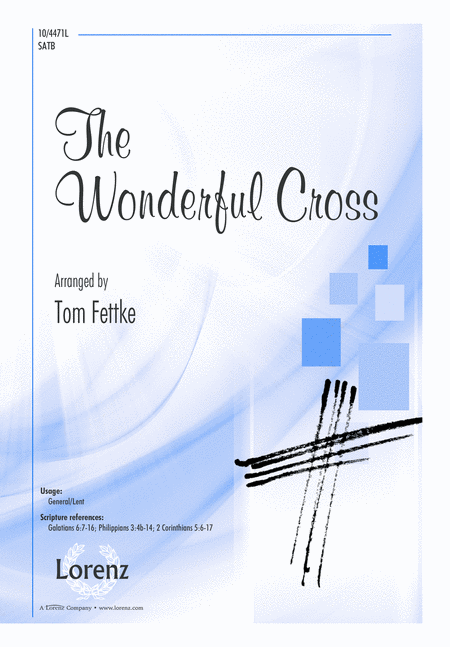 The Wonderful Cross
