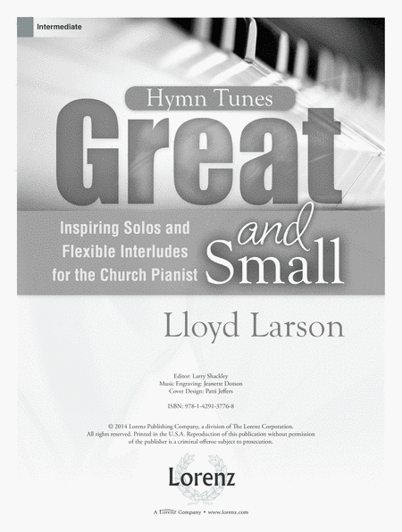 Hymn Tunes Great and Small