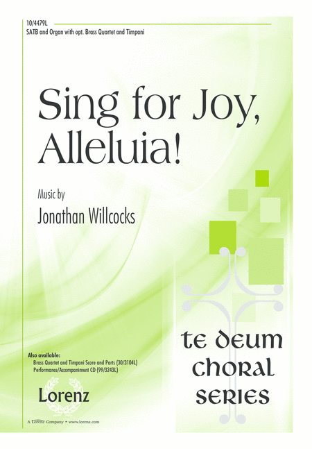 Sing for Joy, Alleluia!