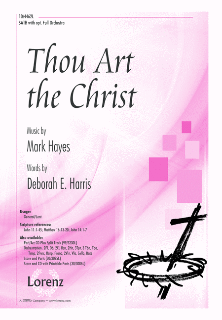 Thou Art the Christ