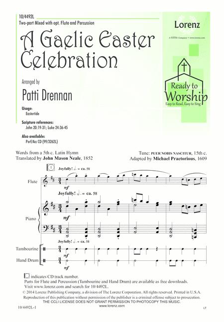A Gaelic Easter Celebration