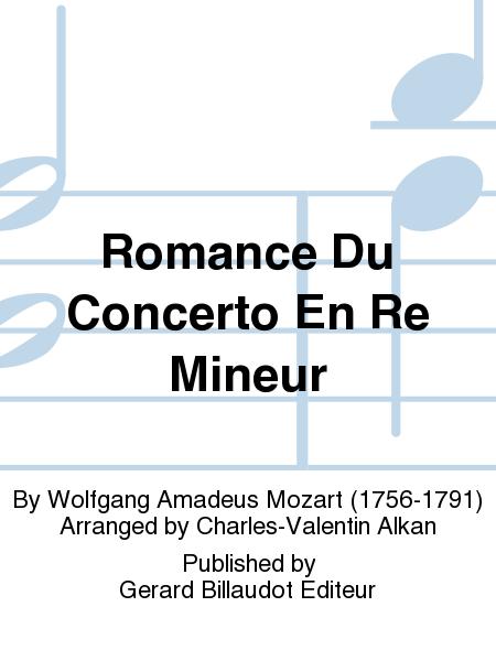 Romance Du Concerto En Re Mineur