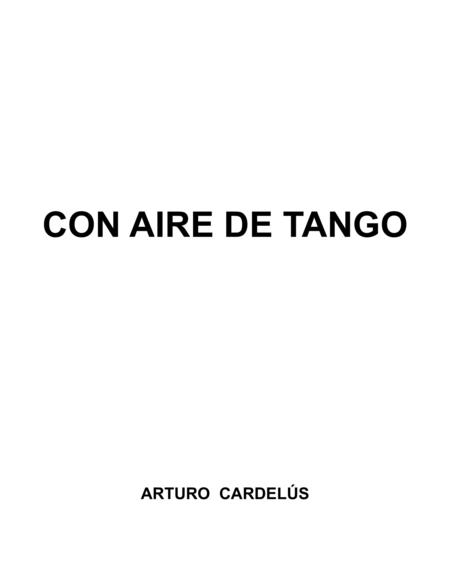 Con Aire de Tango
