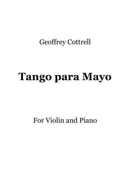 Tango para Mayo