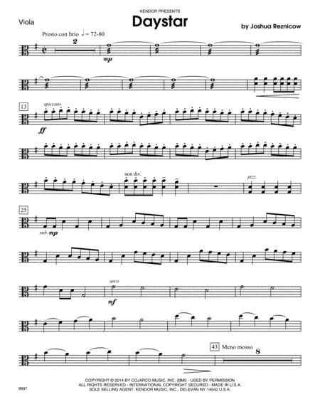 Daystar - Viola