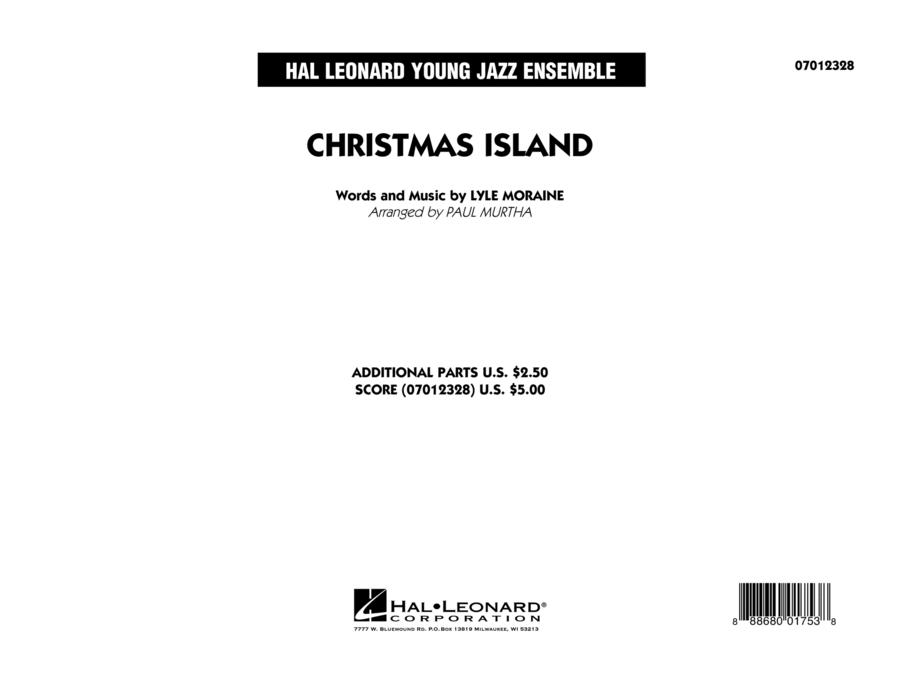 Christmas Island - Conductor Score (Full Score)