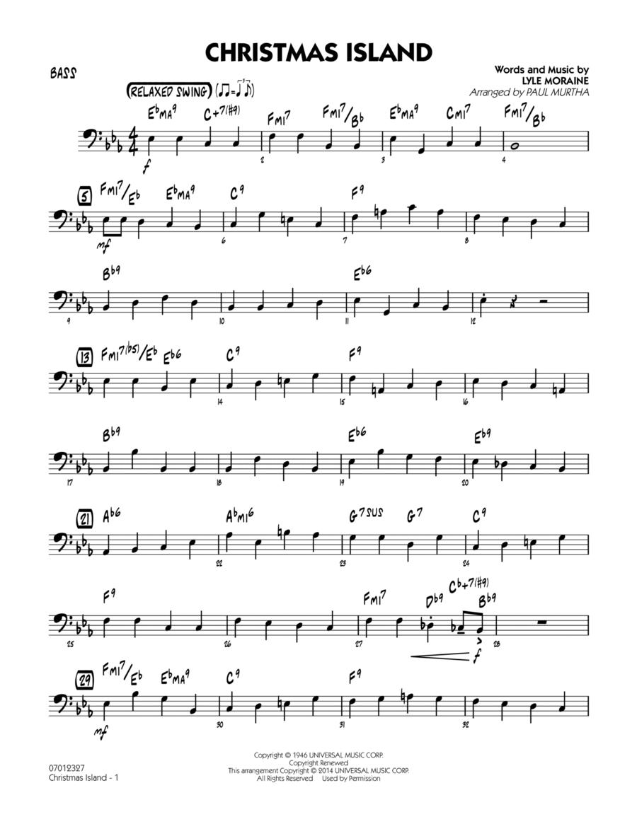 Christmas Island - Bass