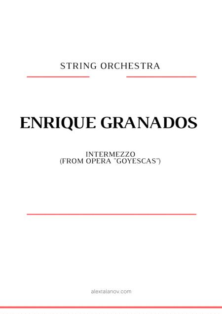 Intermezzo (from opera