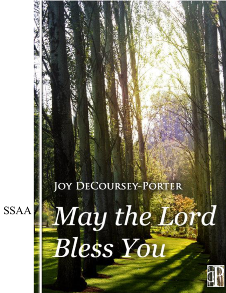 May the Lord Bless You-SSAA
