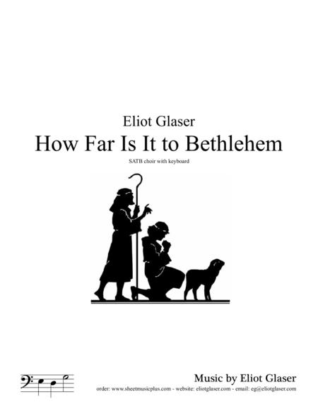 How Far Is It to Bethlehem