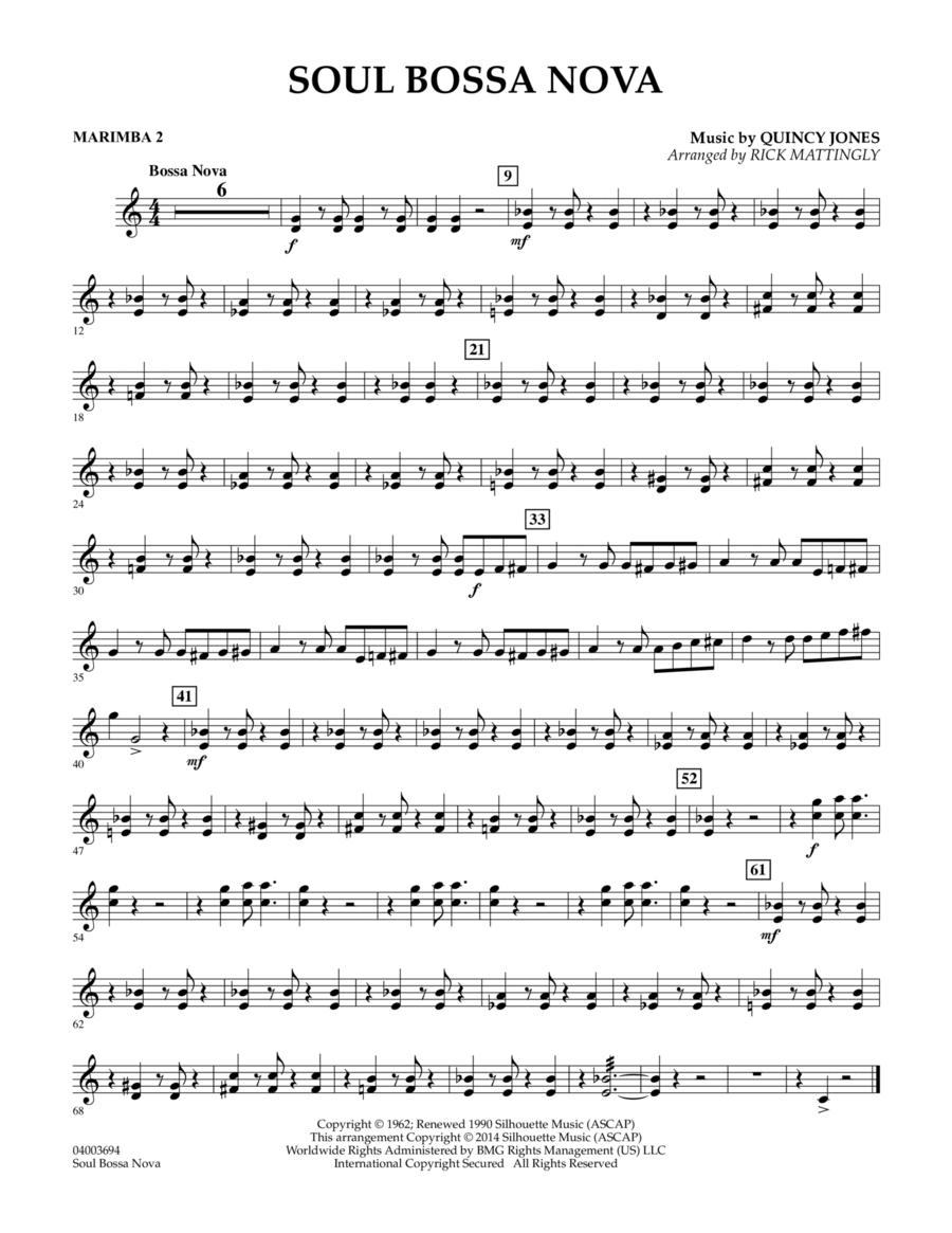 Soul Bossa Nova - Marimba 2