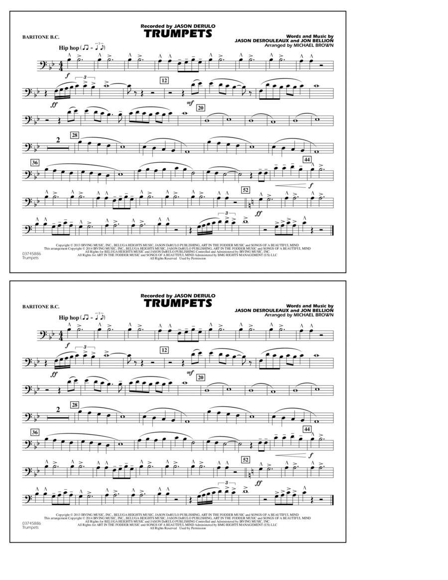 Trumpets - Baritone B.C.