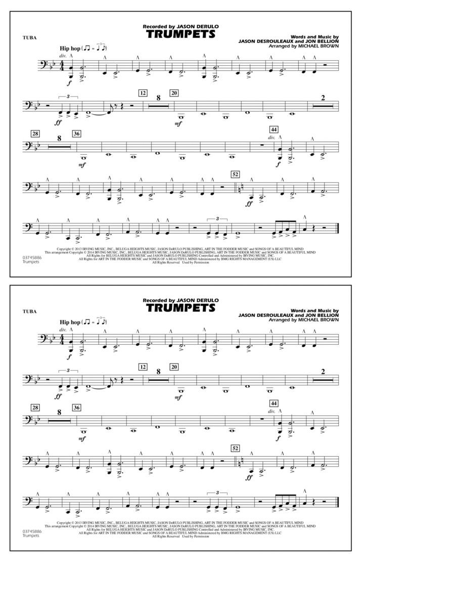 Trumpets - Tuba