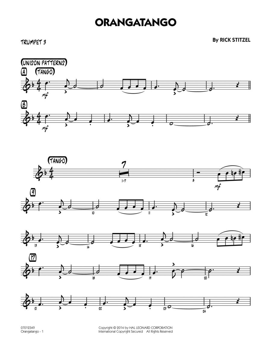 Orangatango - Trumpet 3