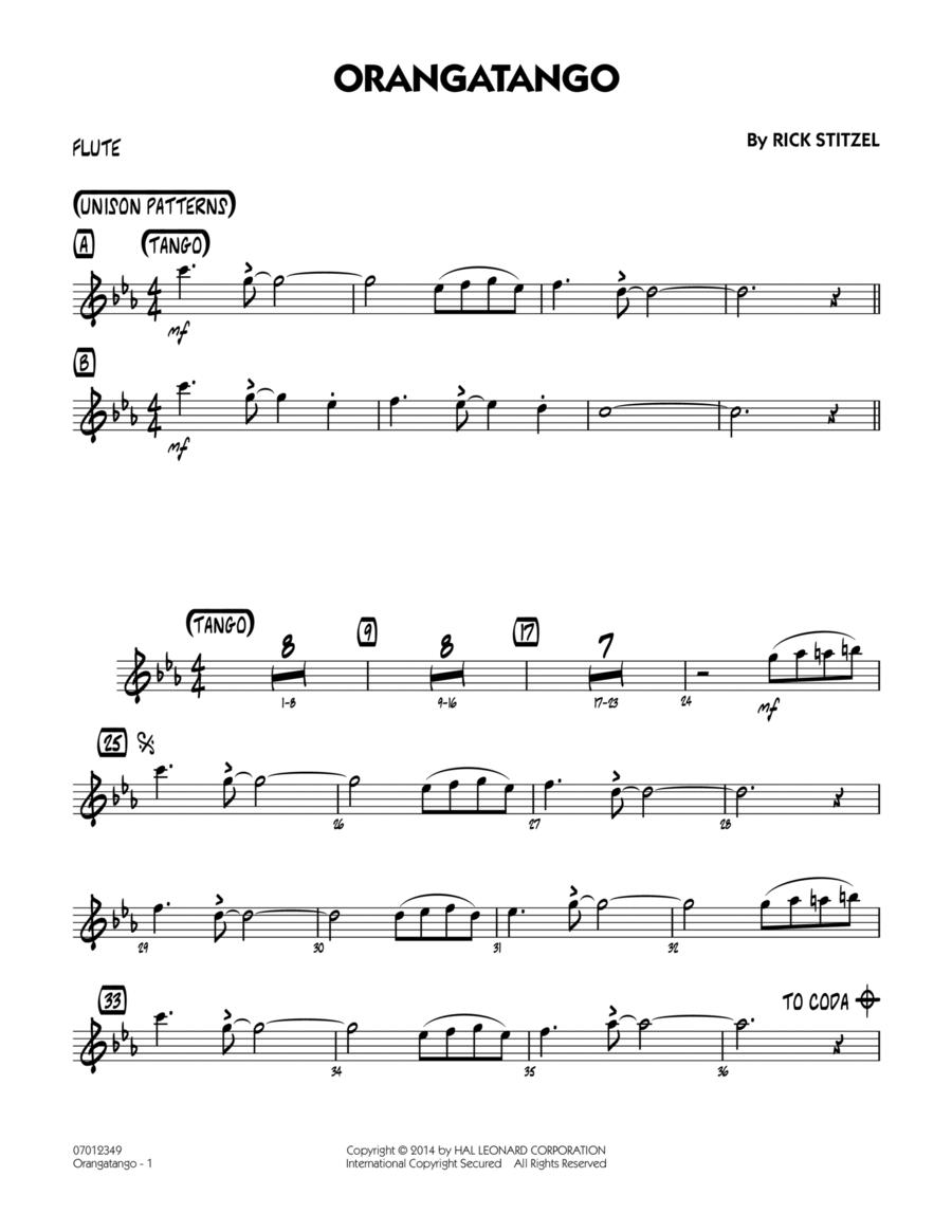 Orangatango - Flute