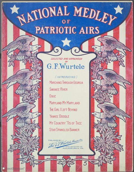 National Medley of Patriotic Airs