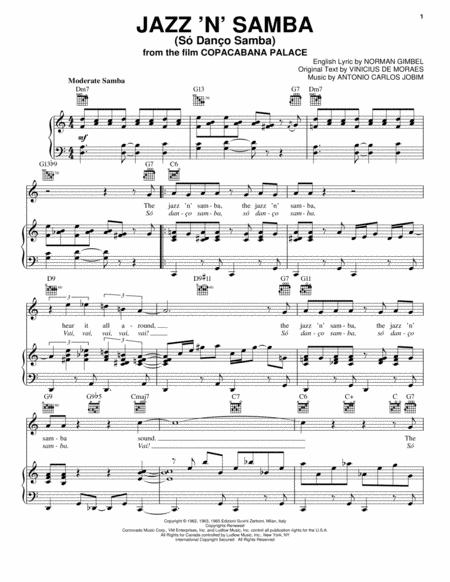 Jazz 'N' Samba (So Danco Samba)