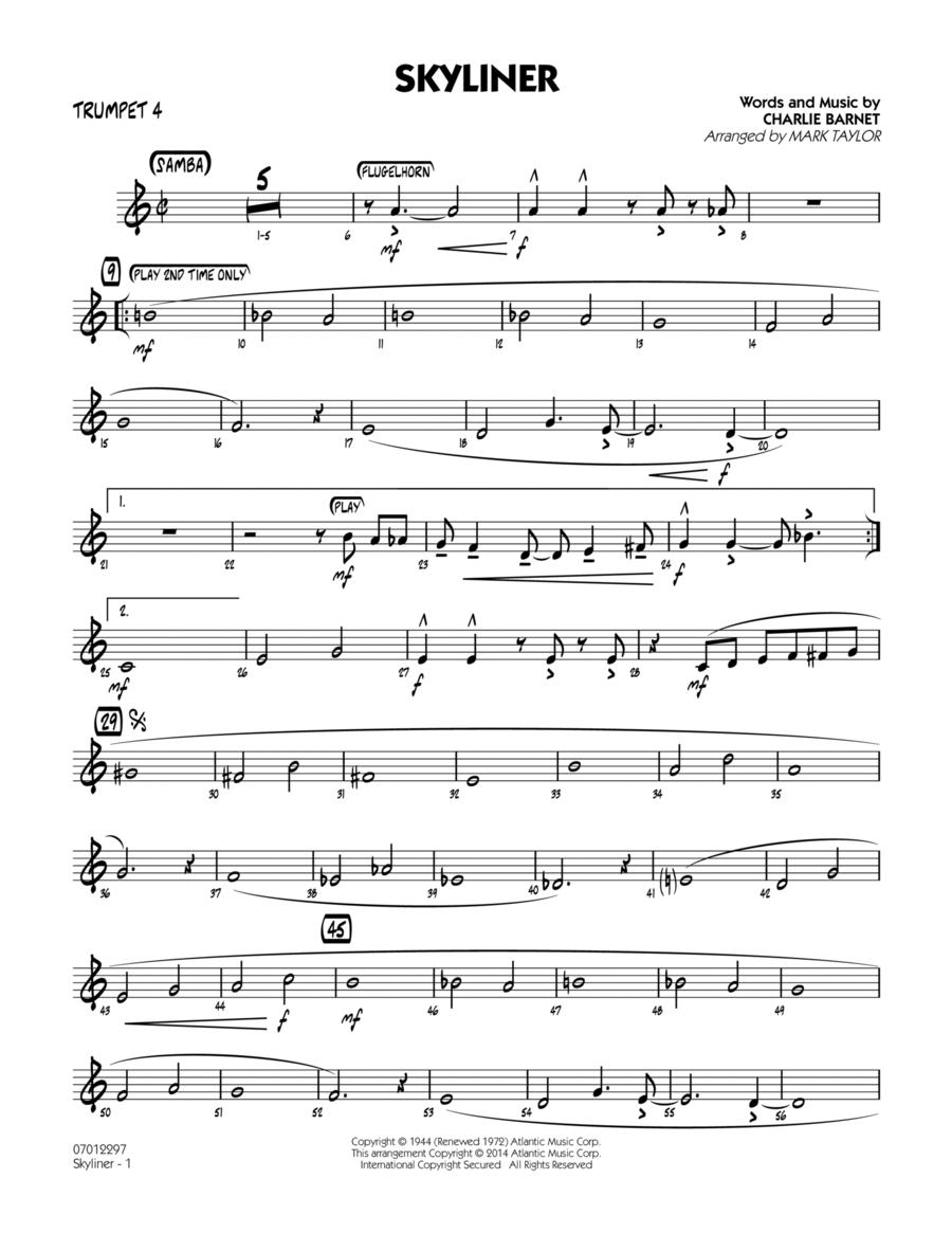 Skyliner - Trumpet 4