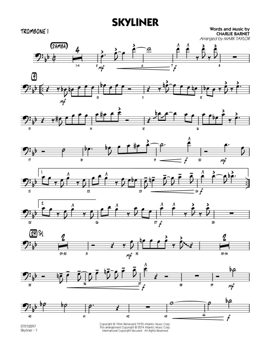 Skyliner - Trombone 1