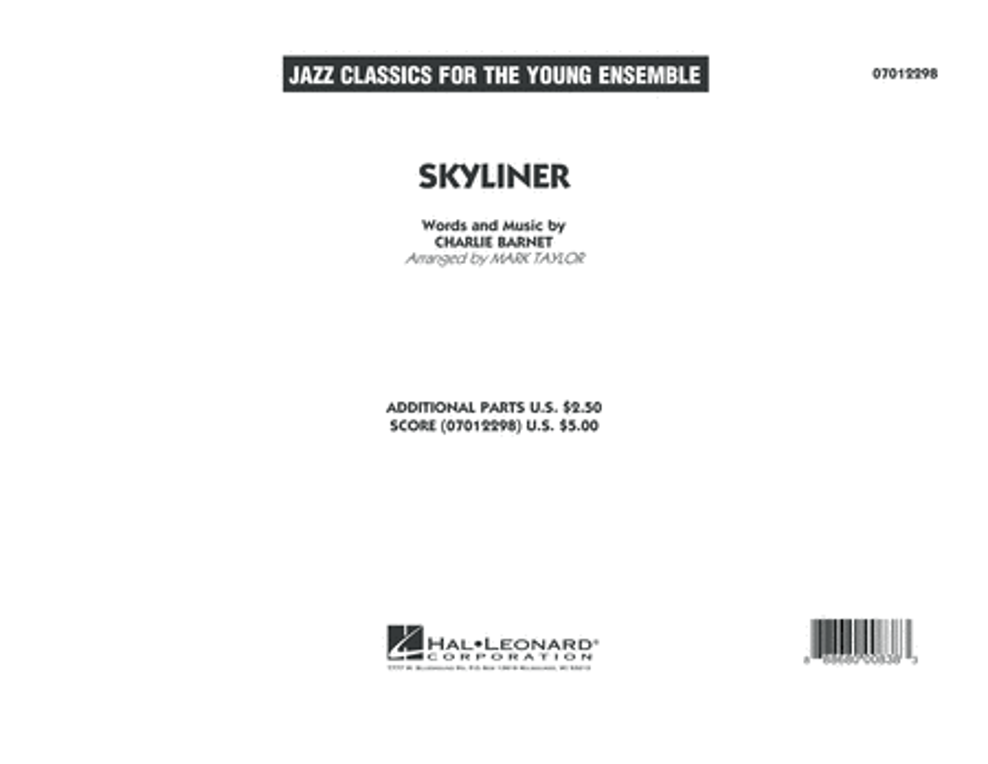 Skyliner - Conductor Score (Full Score)