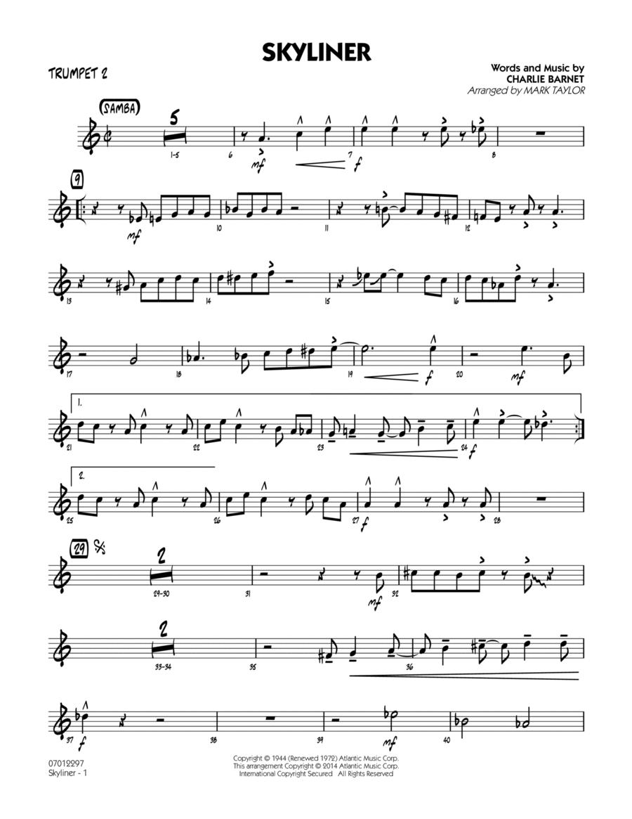 Skyliner - Trumpet 2
