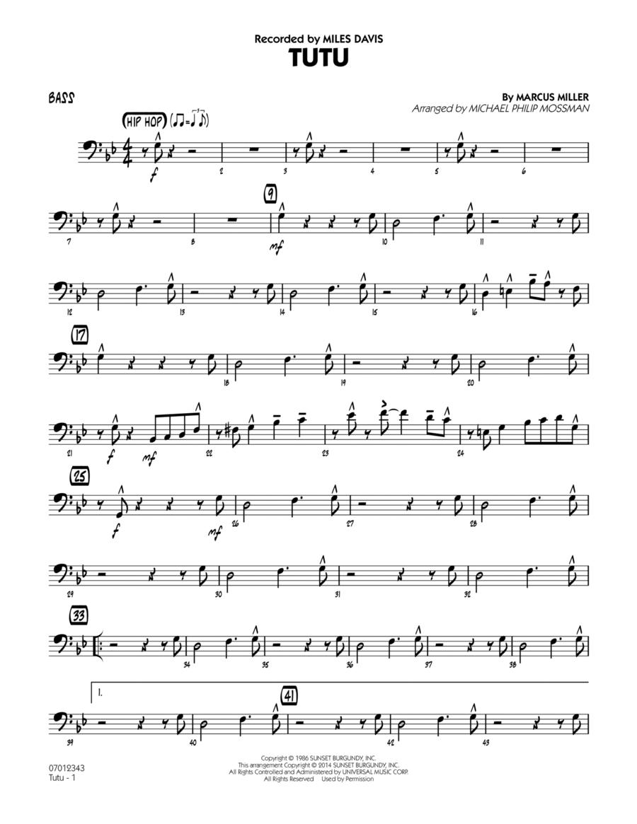 Tutu - Bass