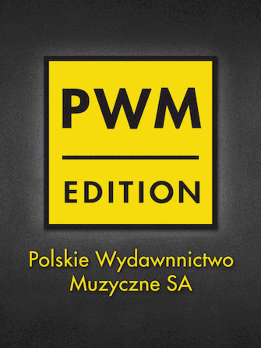 Nine Preludes Op.1 For Piano
