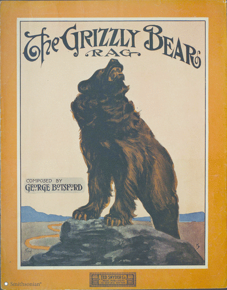 The Grizzly Bear Rag