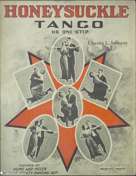HoneySuckle Tango or One-Step