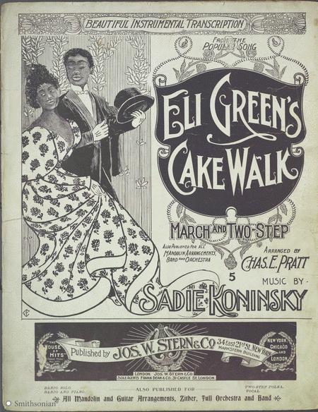 Eli Green's Cakewalk