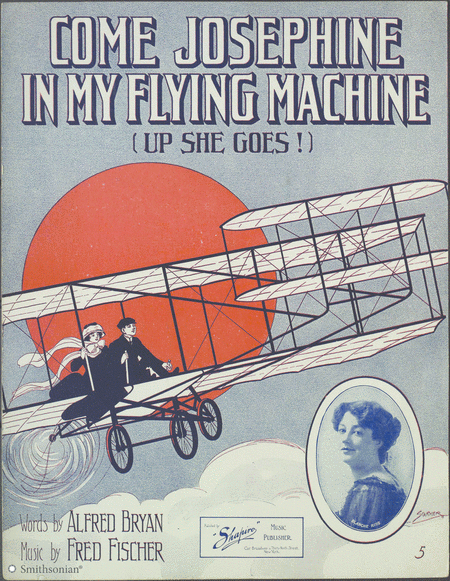 Come Josephine, In My Flying Machine