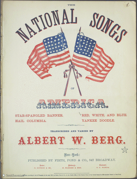 The National Songs of America