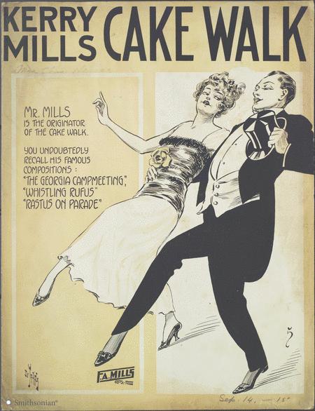 Kerry Mill's Cake Walk